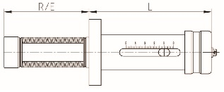 Heavy Duty Screw Linear Drive